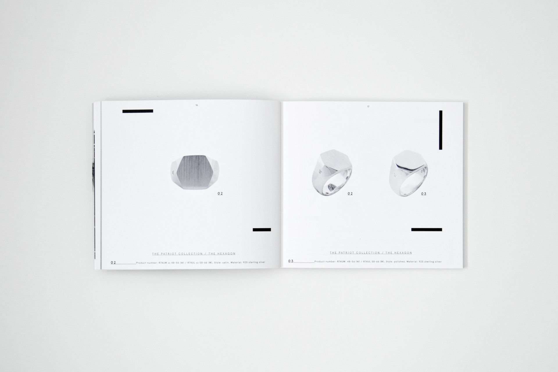 STUDIO-LZ Tomwood Jewellery Booklet